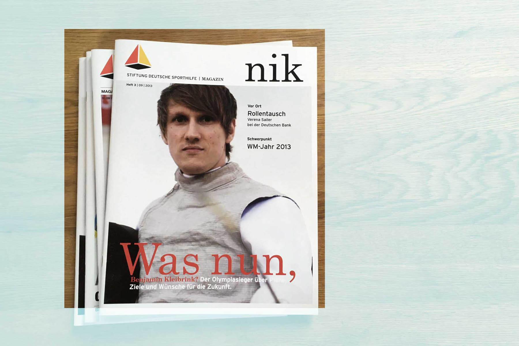 sporthilfemagazin-titel-nik