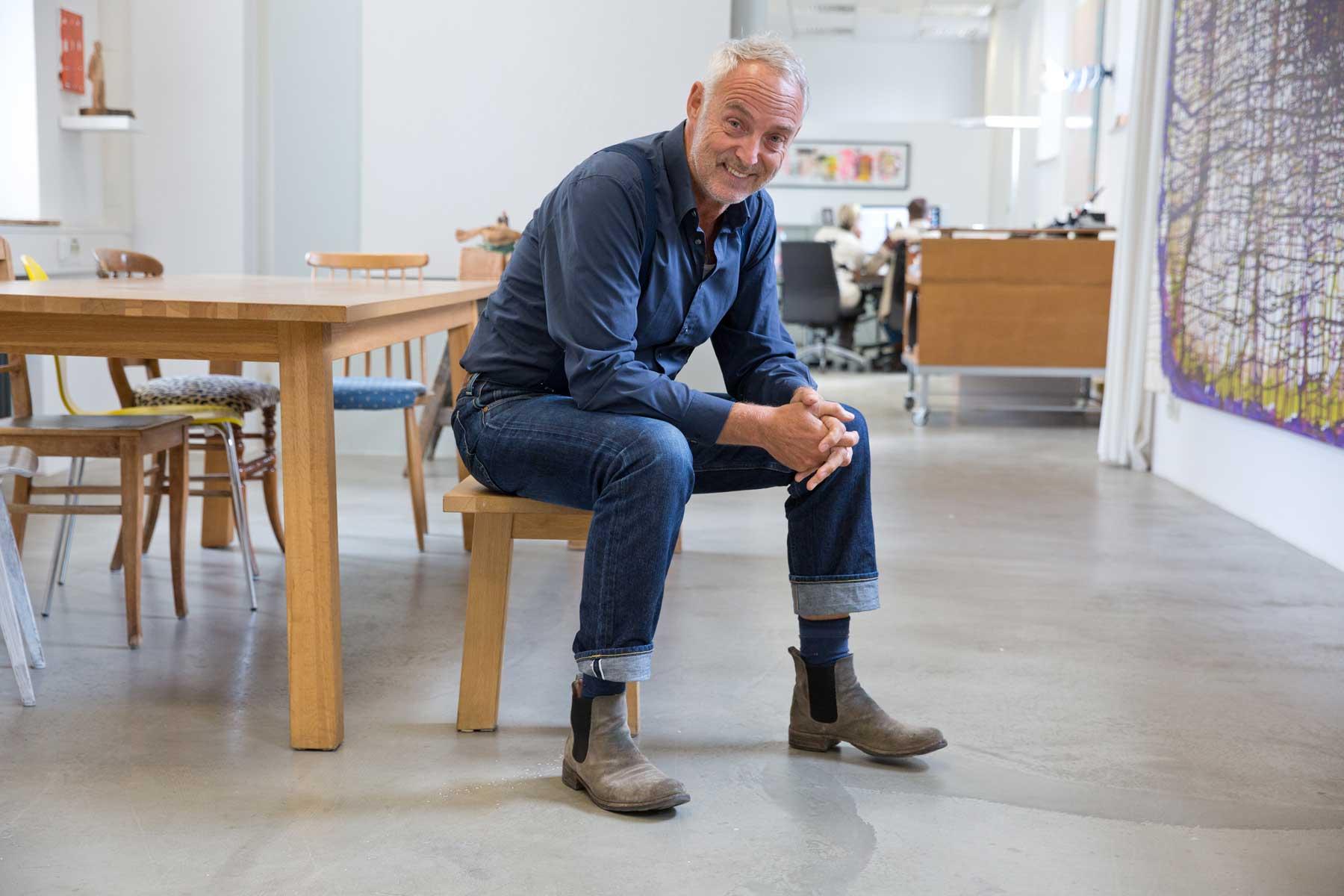 Peter Ripka-Design-Büro-co-working
